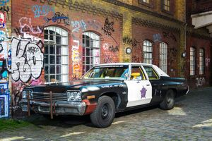 Blues Brothers Auto mieten