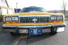 US Taxi Yellow Cab Ford Crown Victoria _2