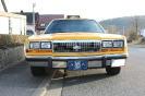 US Taxi Yellow Cab Ford Crown Victoria _9