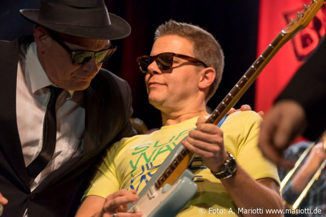 Blues Brothers T.S. Alte Piesel 2016